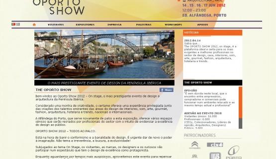 Oporto Show  – TOS12